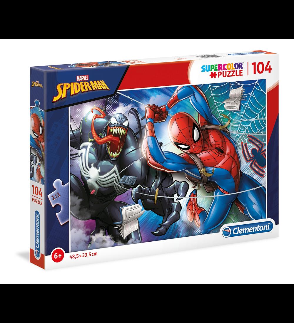 Puzzle 104 pçs - Spiderman