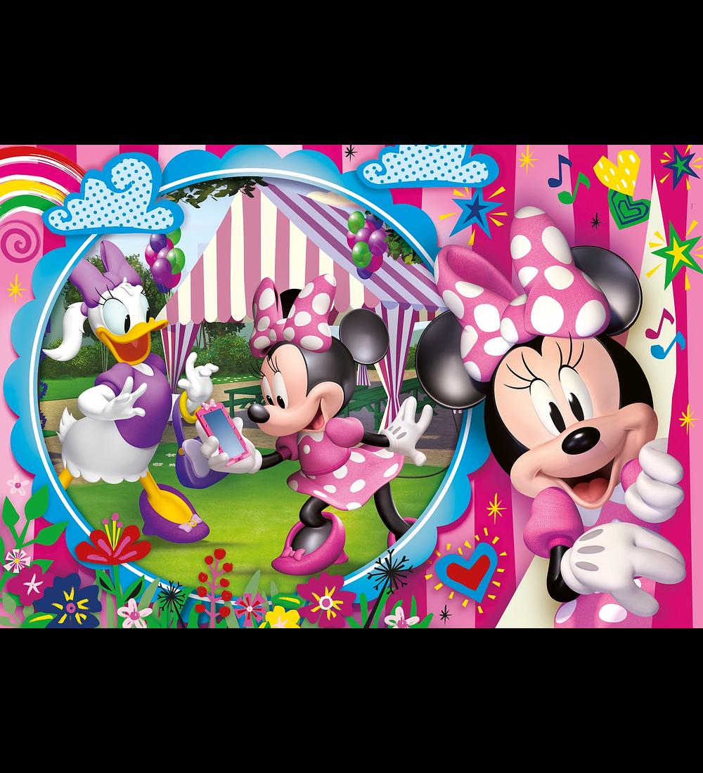 Puzzle do Chão - Minnie