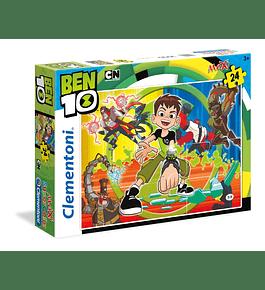Puzzle Maxi 24 pçs - Ben 10