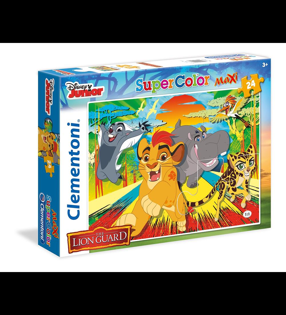 Puzzle Maxi 24 pçs - Guarda do Leão