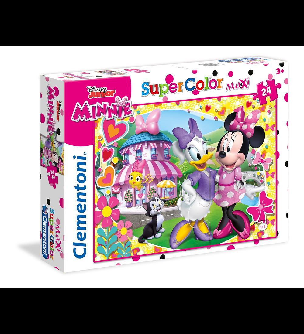 Puzzle Maxi 24 pçs - Minnie Happy Helpers