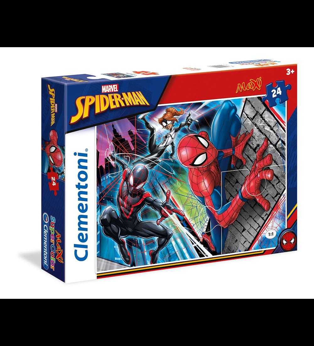 Puzzle Maxi 24 pçs - Spider-Man