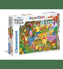 Puzzle Maxi 24 pçs - Winne the Pooh