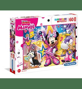 Puzzle Maxi 60 pçs - Minnie