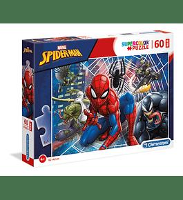 Puzzle Maxi 60 pçs - Spider-Man