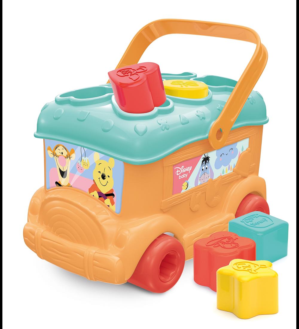 Winnie the Pooh - Autocarro Formas e Cores
