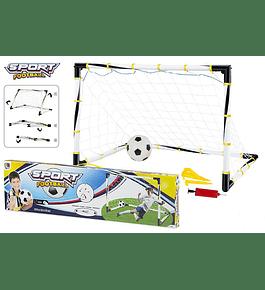 Baliza de Futebol 100 x 81 x 81 cm