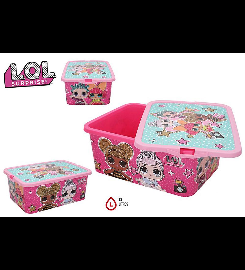 LOL Surprise - Caixa de Arrumação