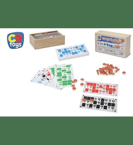 Loto - 36 Cartões