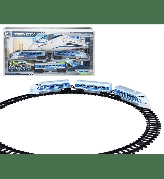Pista de Comboio de Alta Velocidade