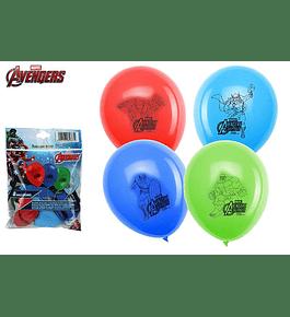 Saco 8 Balões - Avengers