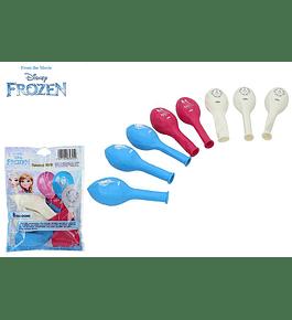 Saco 8 Balões - Frozen
