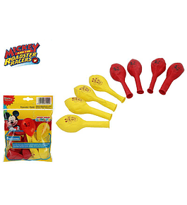 Saco 8 Balões - Mickey