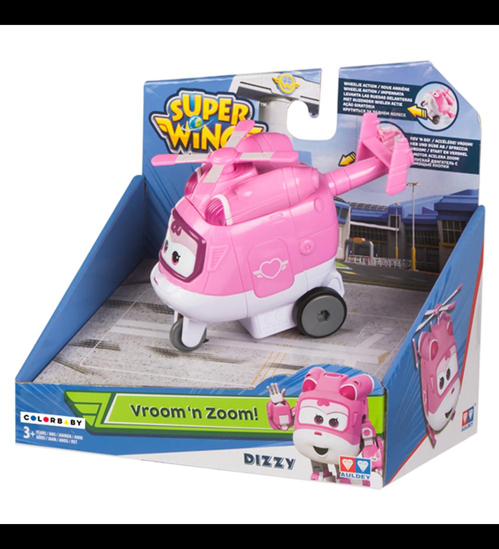 Veículo de Fricção - Dizzy