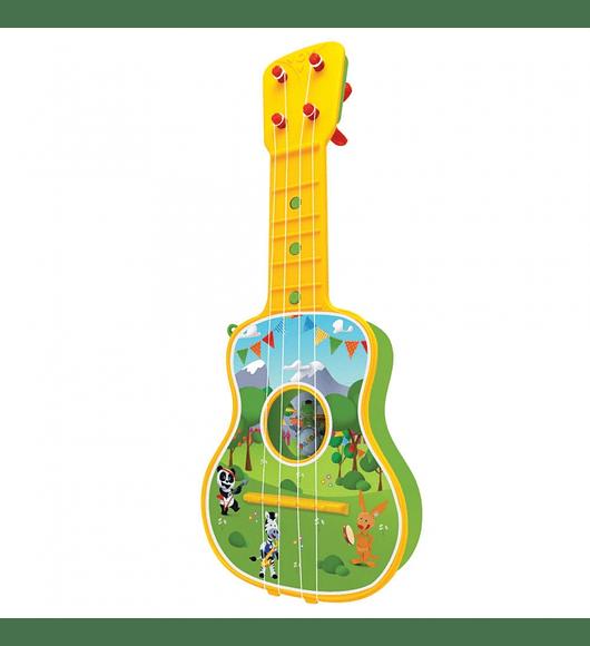 Guitarra do Panda - Amarelo