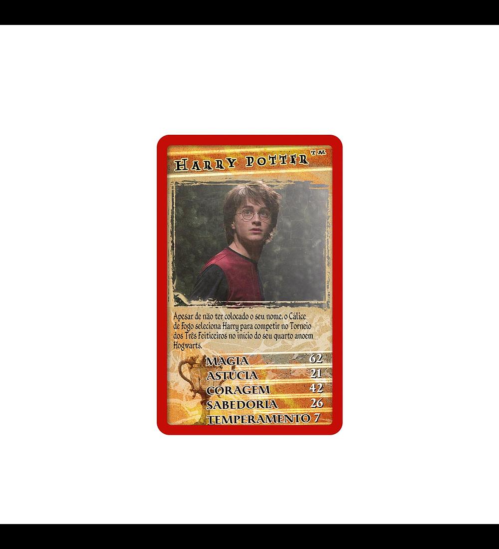 Jogo de Cartas Top Trumps - Harry Potter