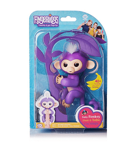 Macaco Interativo - Mia