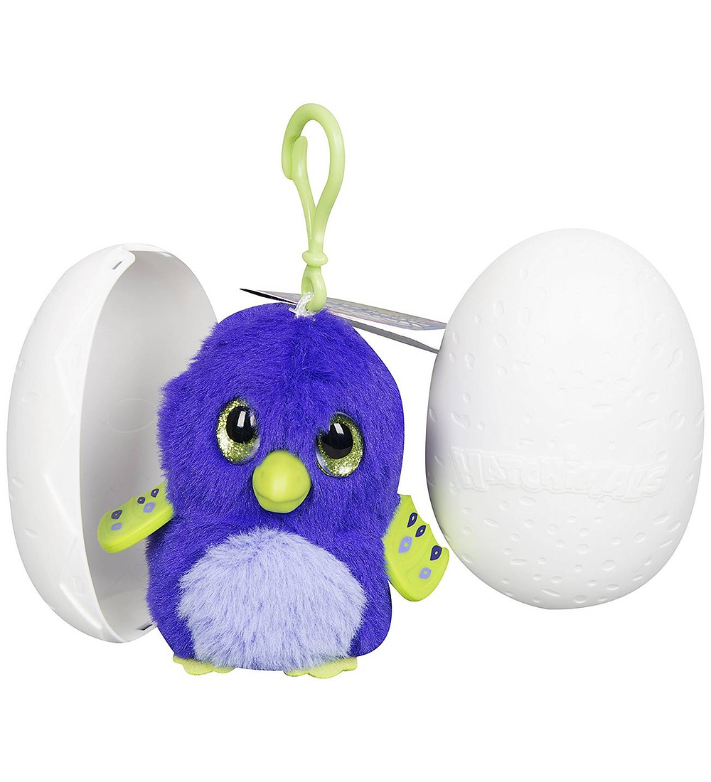 Mini Hatchimals - Peluche 9 cm com Sons
