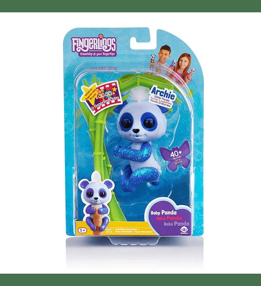 Panda Brilhos Interativo - Archie