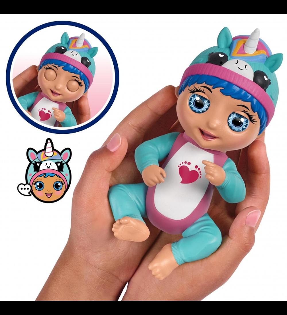 Tiny Toes - Boneca Interativa Luna (Unicórnio)