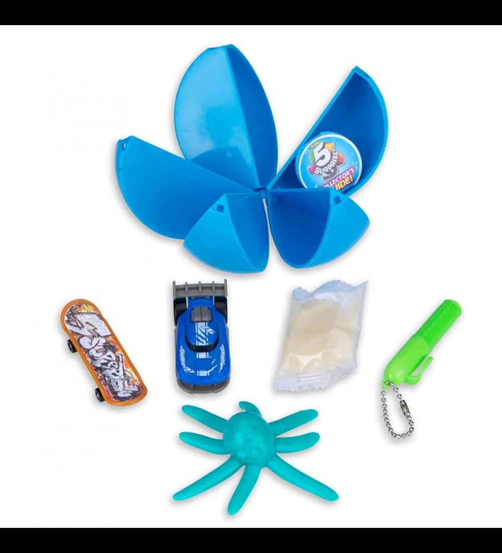 5 Surprise - Azul