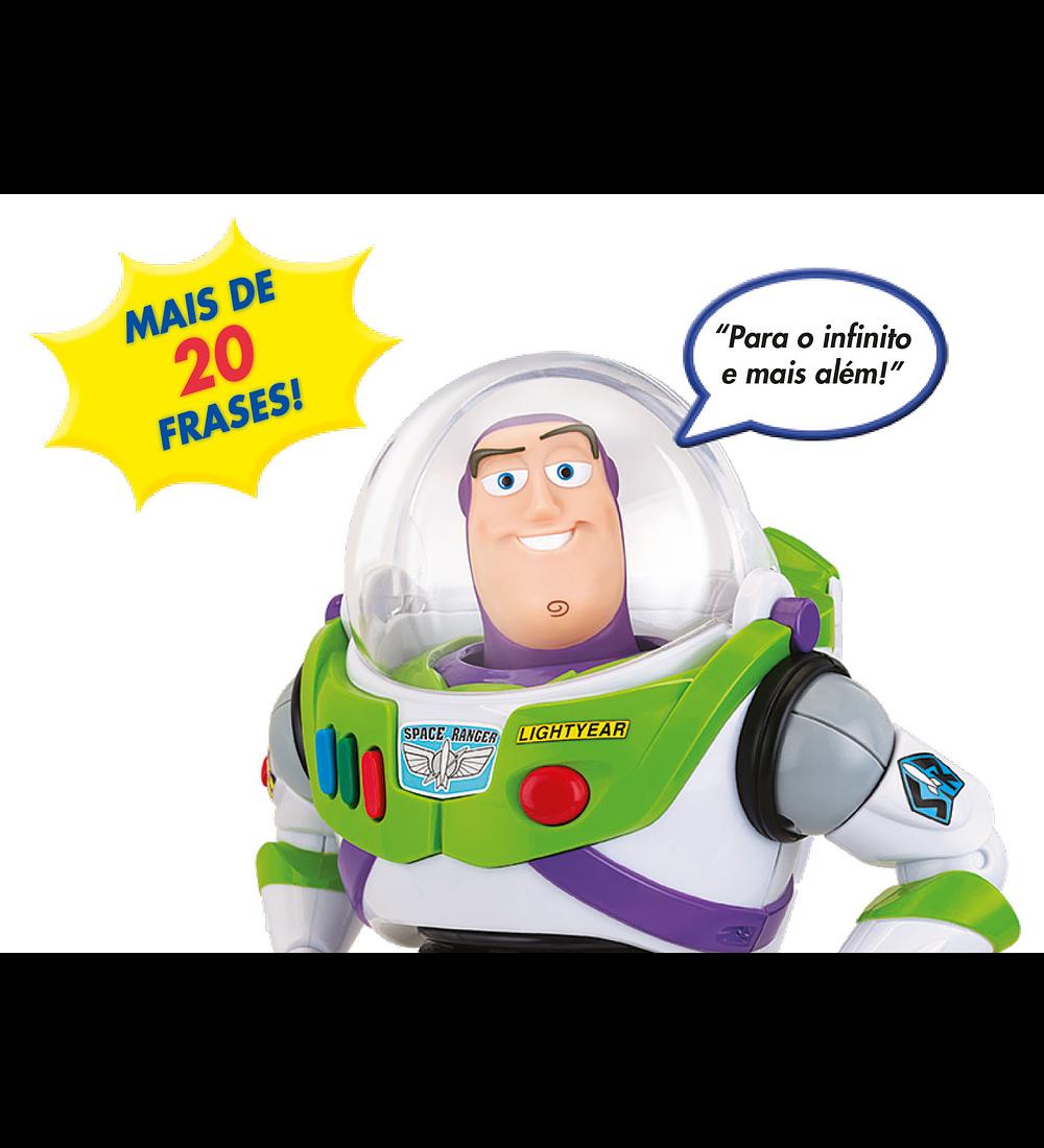 Buzz Lightyear com Voz!