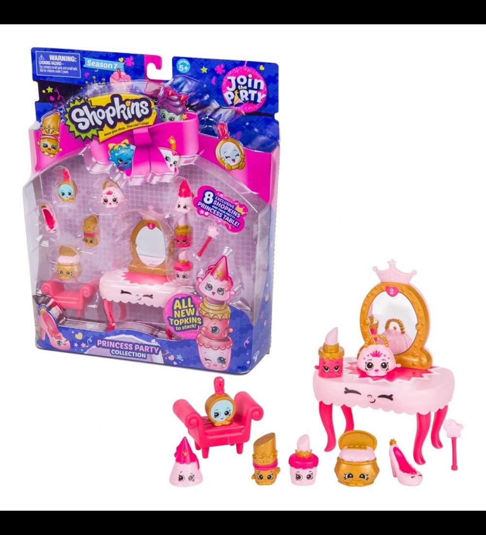 Conjunto de Festa - Princess Party