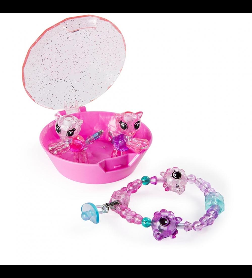 Twisty Petz - Pack 4 Bebés Rosa