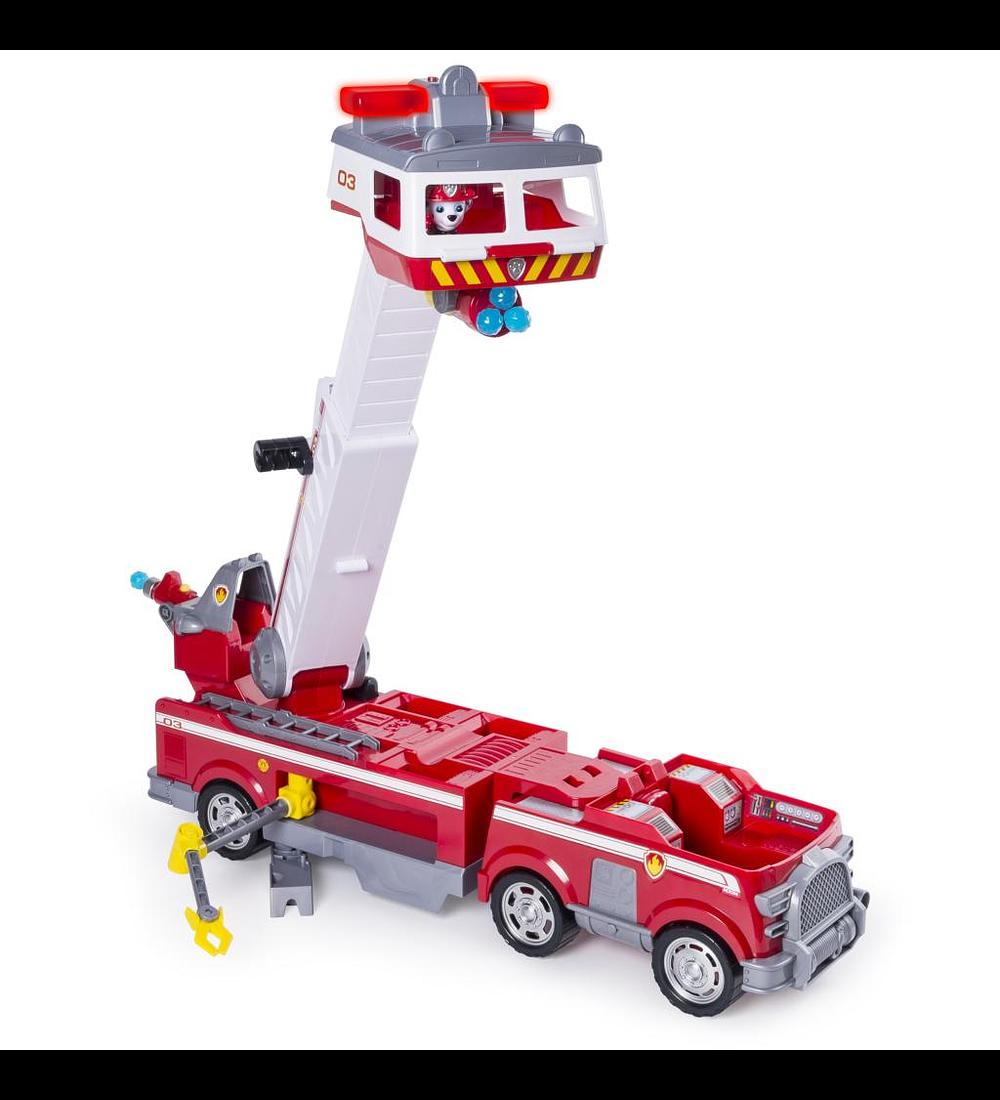 Ultimate Rescue - Camião de Bombeiros