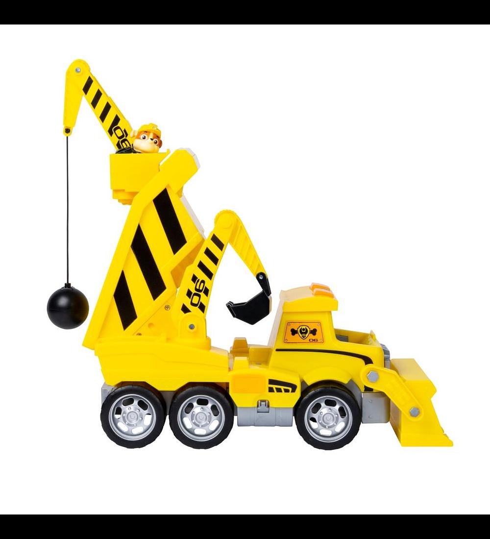 Ultimate Rescue - Camião de Construção