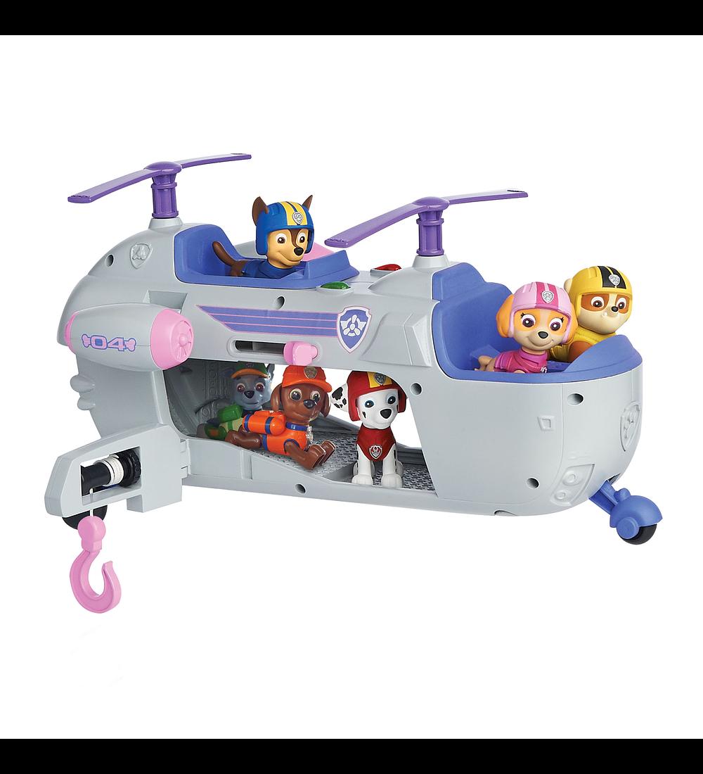 Ultimate Rescue - Helicóptero