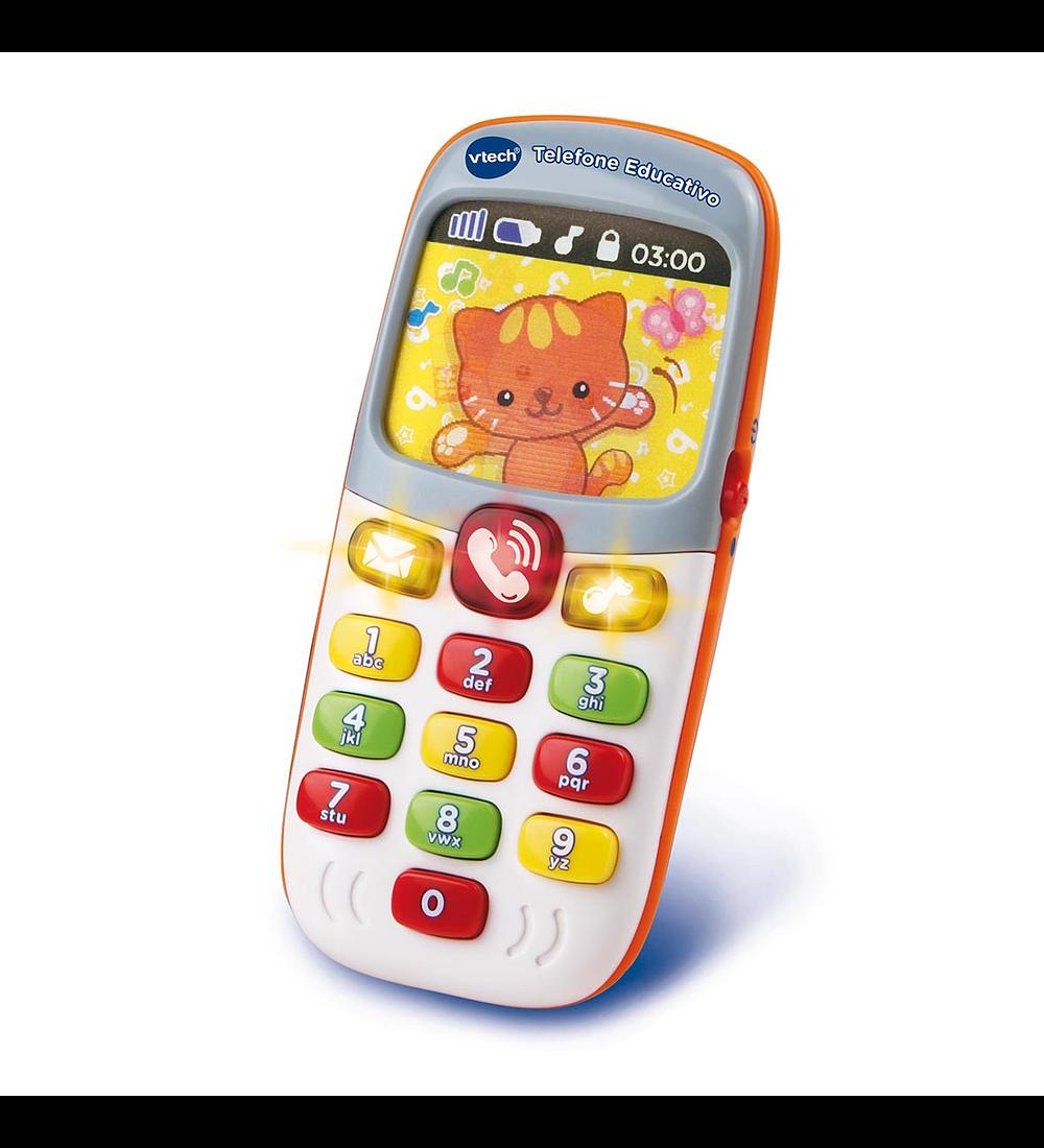 V-Tech Baby - Telefone Educativo