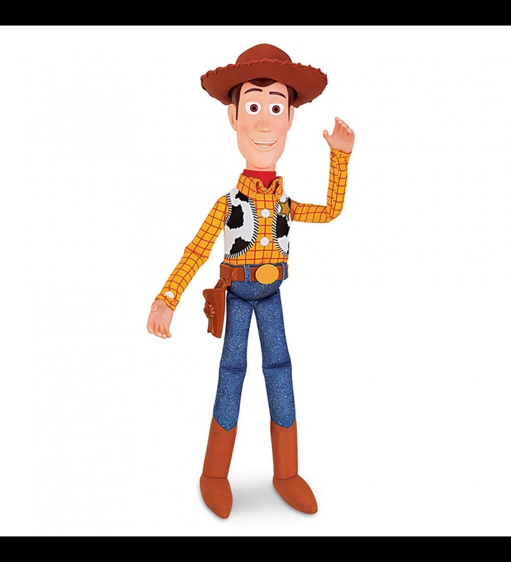Woody com Voz!
