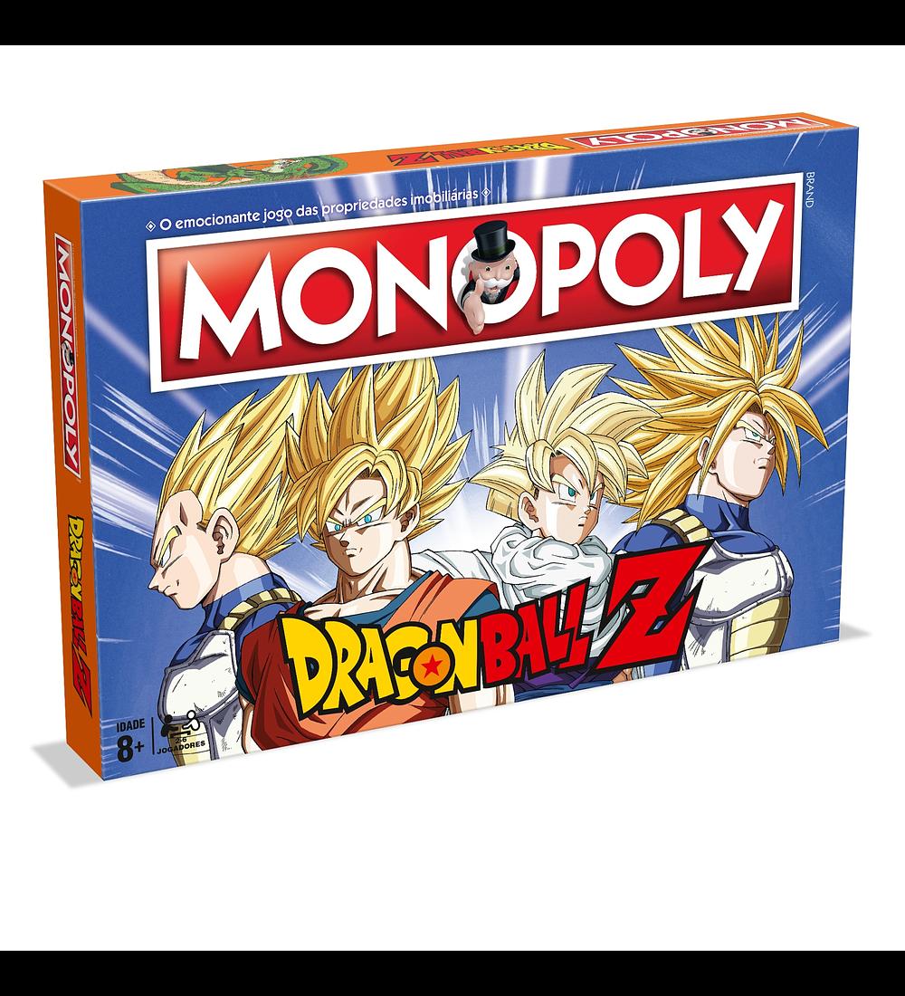 Monopoly Dragon Ball Z