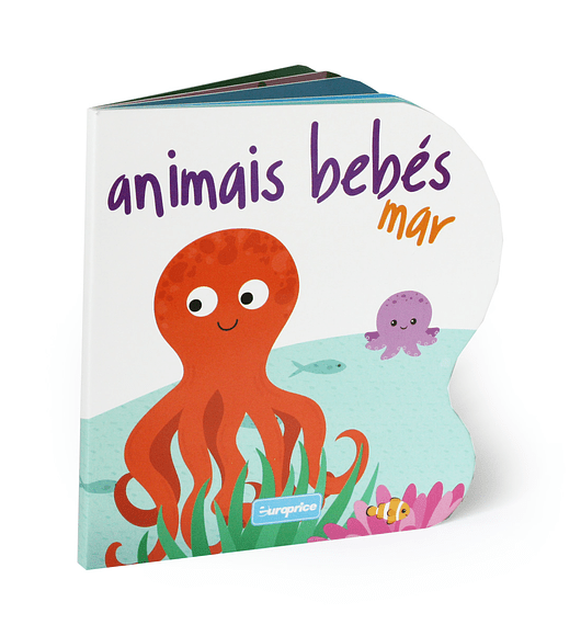 Animais Bebés - Mar