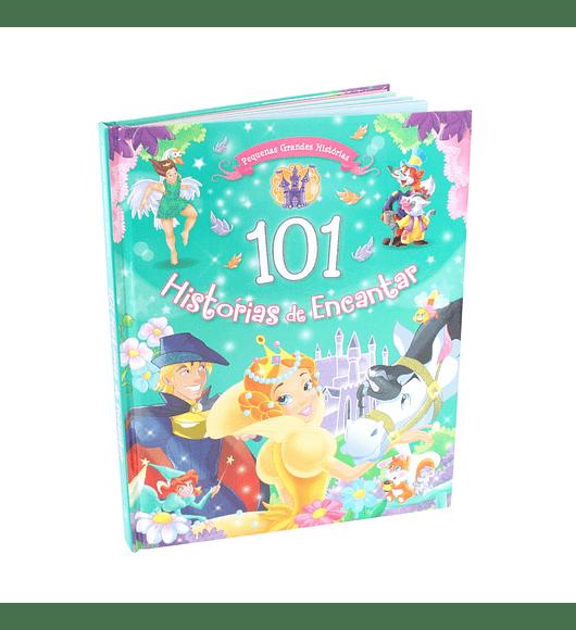 Pequenas Grandes Histórias - 101 Histórias de Encantar