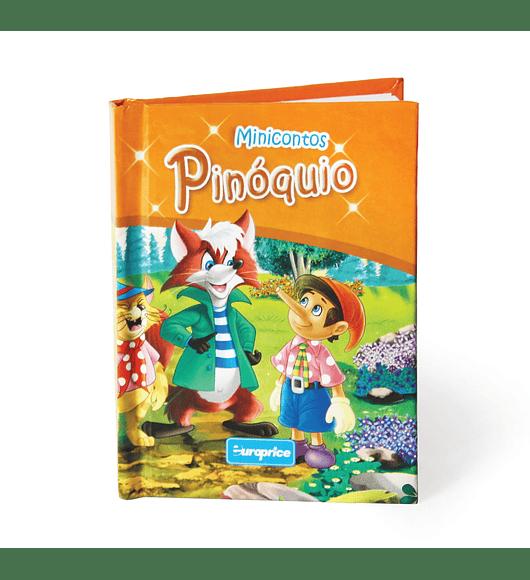 Minicontos - Pinóquio