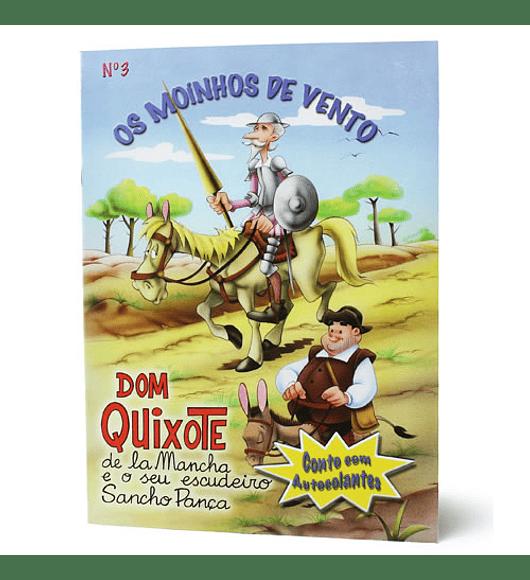 Dom Quixote - Os Moinhos de Vento