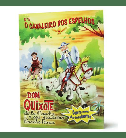 Dom Quixote - O Cavaleiro dos Espelhos