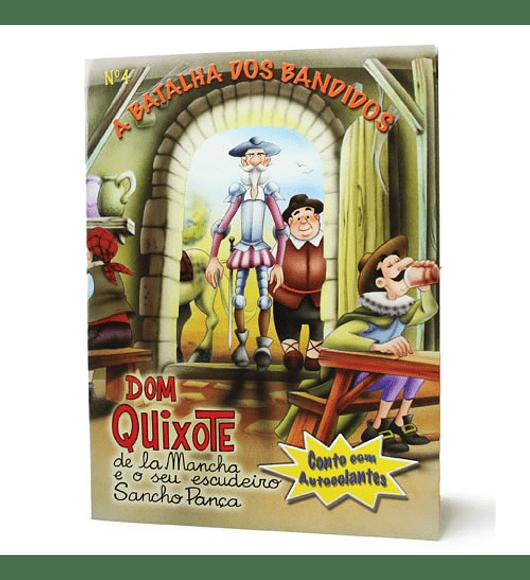 Dom Quixote - A Batalha dos Bandidos