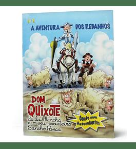Dom Quixote - A Aventura dos Rebanhos