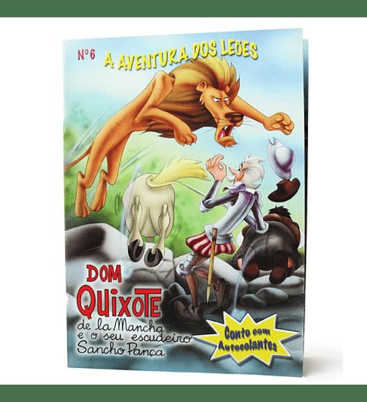 Dom Quixote - A Aventura dos Leões