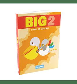 Big 2 - Livro de Colorir