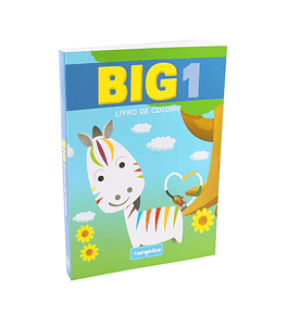 Big 1 - Livro de Colorir