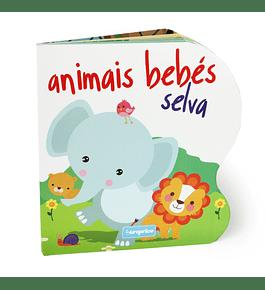 Animais Bebés - Selva