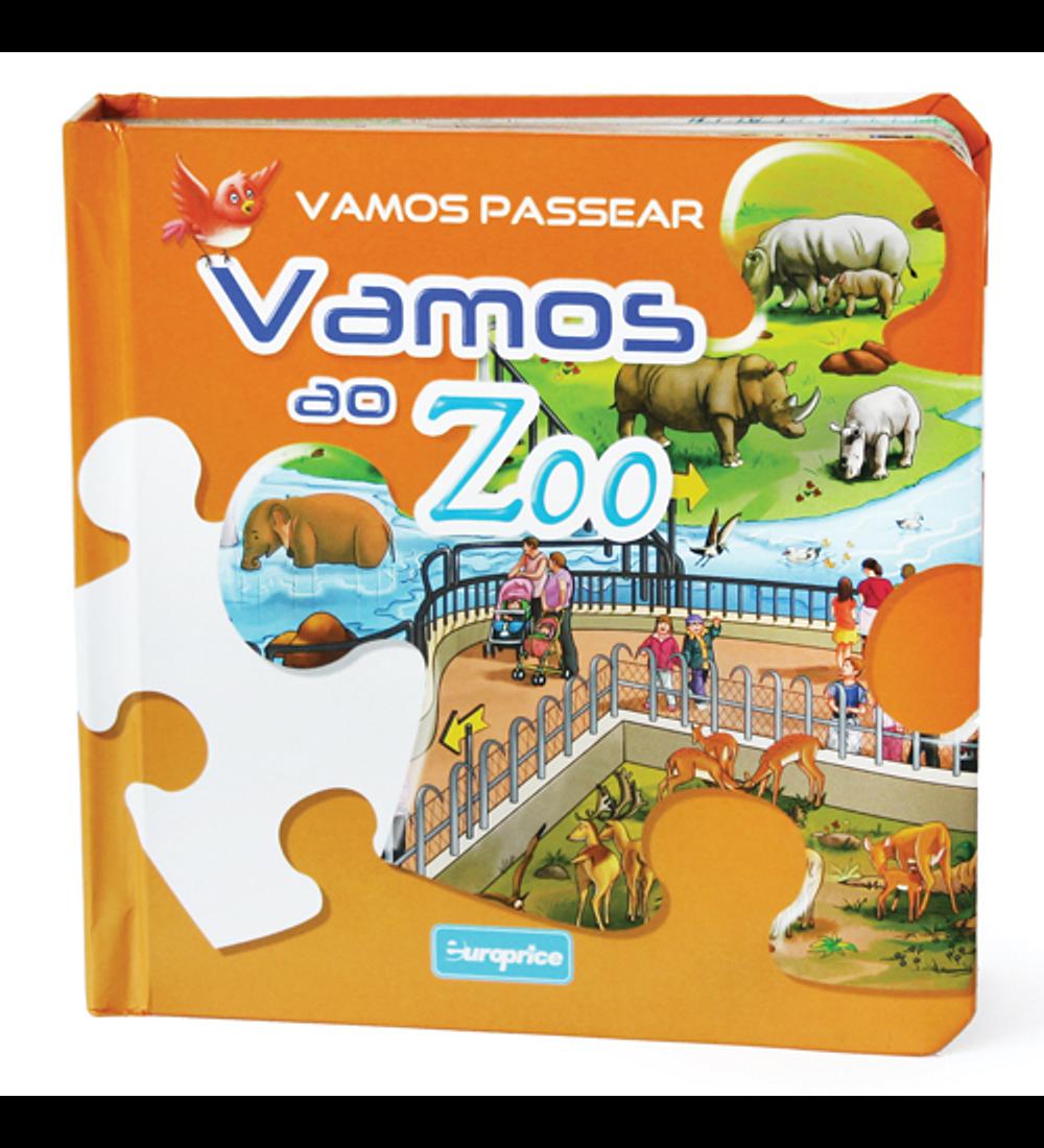 Vamos Passear - Vamos ao Zoo
