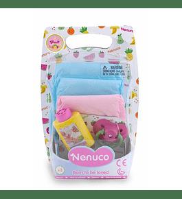 Fraldas Coloridas do Nenuco
