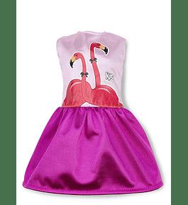 Nancy, Um Dia de Verão - Flamingos