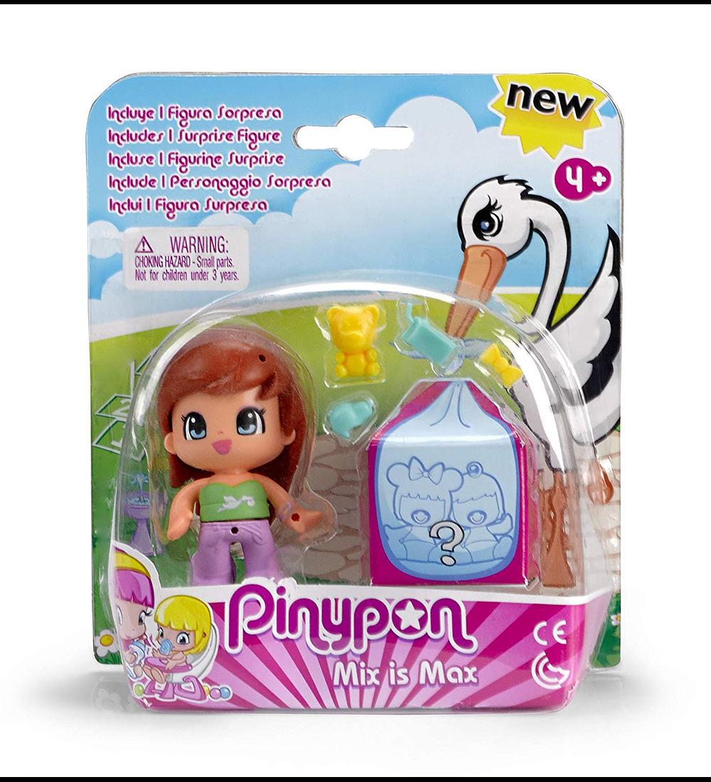 PinyPon e Bebé Surpresa - Pack B