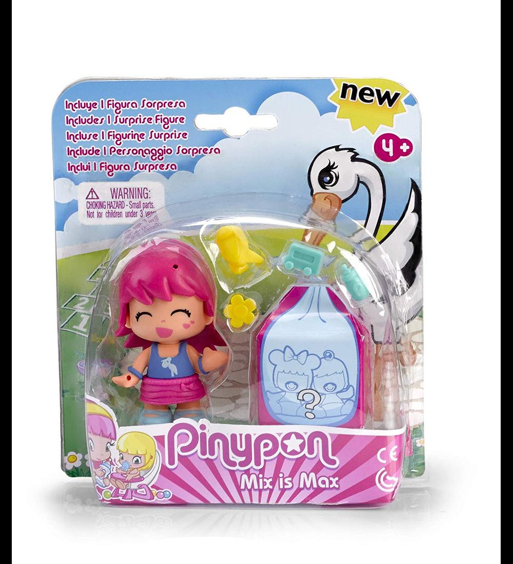 PinyPon e Bebé Surpresa - Pack C